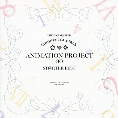 【中古】THE IDOLM@STER CINDERELLA GIRLS ANIMATION PROJECT 00 ST@RTER BEST/CINDERELLA PROJECT