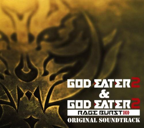 【中古】GOD EATER 2&GOD EATER 2 RAGE BURST ORIGINAL SOUNDTRACK(3CD+DVD)/ゲームミュージック