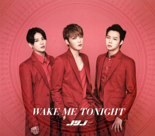 【中古】WAKE ME TONIGHT/JYJ