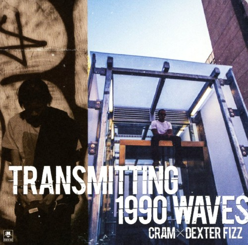 【中古】TRANSMITTING 1990 WAVES/CRДM×DEXTER FIZZ