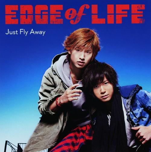 【中古】Just Fly Away/EDGE of LIFE