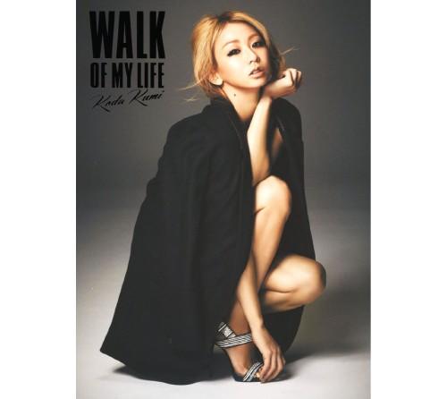 【中古】WALK OF MY LIFE(DVD付)/倖田來未