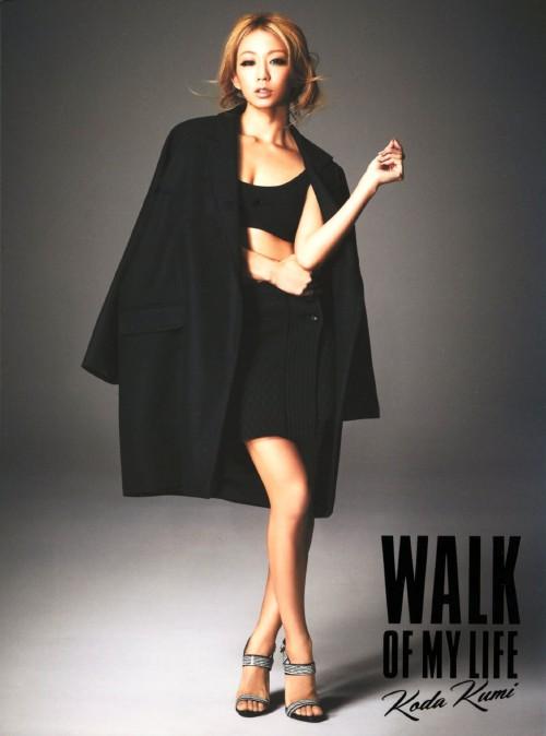 【中古】WALK OF MY LIFE(ブルーレイ付)/倖田來未