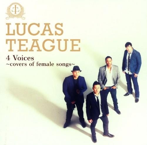 【中古】4 Voices〜covers of female songs〜/ルーカス・ティーグ