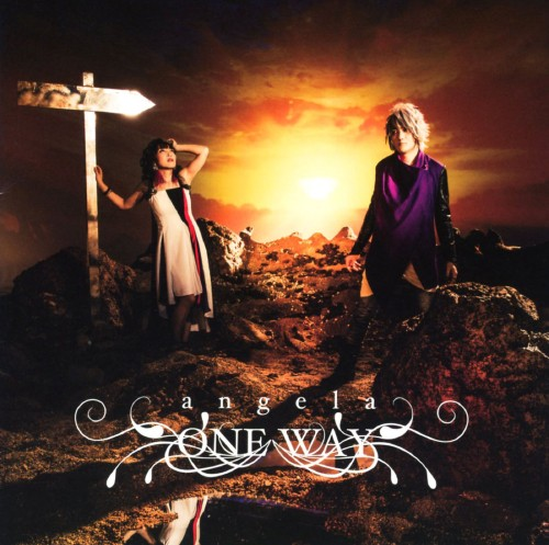 【中古】ONE WAY/angela