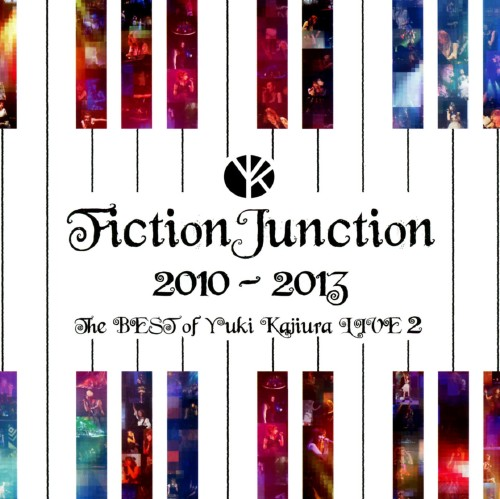 【中古】FictionJunction 2010−2013 The BEST of Yuki Kajiura LIVE 2/梶浦由記