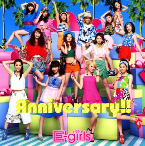 【中古】Anniversary!!/E−girls