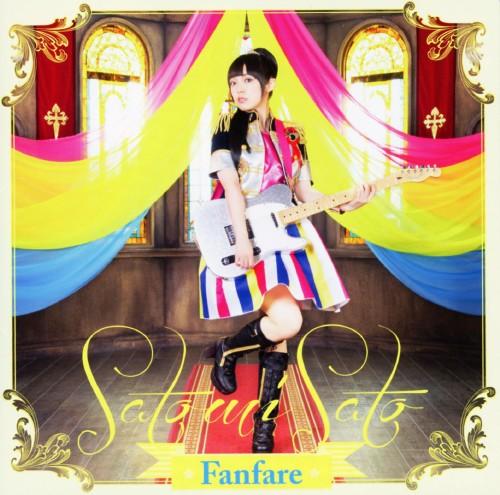 【中古】Fanfare/佐藤聡美