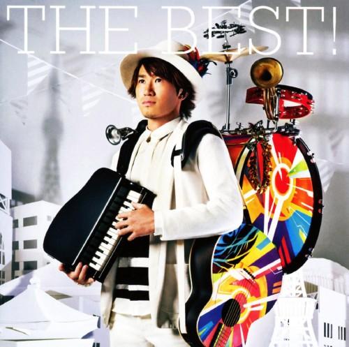 【中古】THE BEST !(初回限定盤)(DVD付)/ナオト・インティライミ