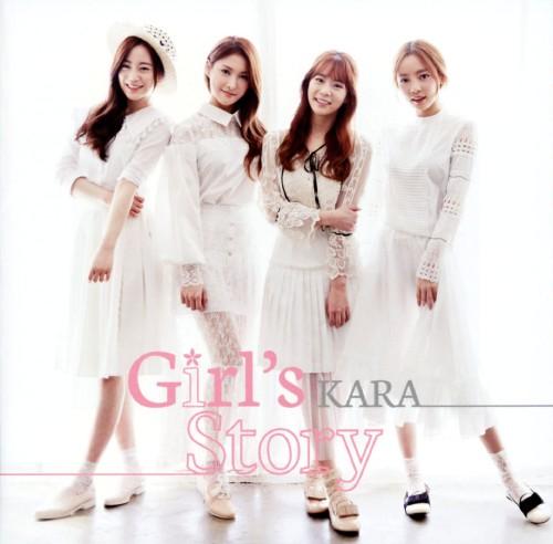 【中古】Girl's Story/KARA