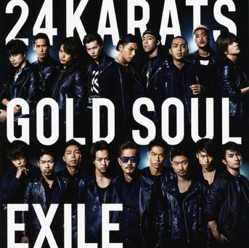 【中古】24karats GOLD SOUL/EXILE
