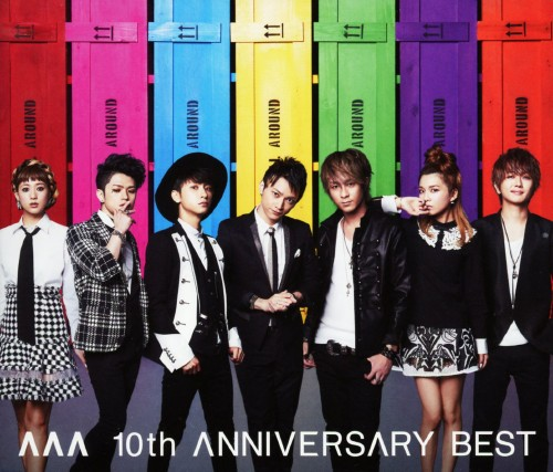 【中古】AAA 10th ANNIVERSARY BEST(初回生産限定盤)(3CD+DVD)/AAA
