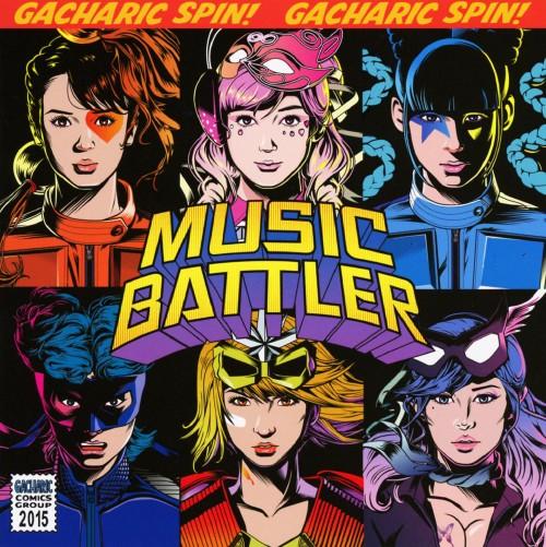 【中古】MUSIC BATTLER/Gacharic Spin