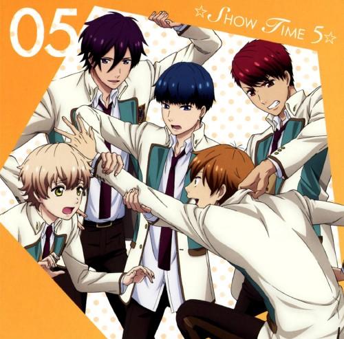 【中古】☆SHOW TIME 5☆team鳳&team柊/「スタミュ」ミュージカルソングシリーズ/team鳳&team柊