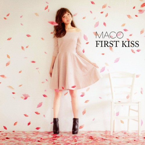 【中古】FIRST KISS(初回限定盤)(DVD付)/MACO