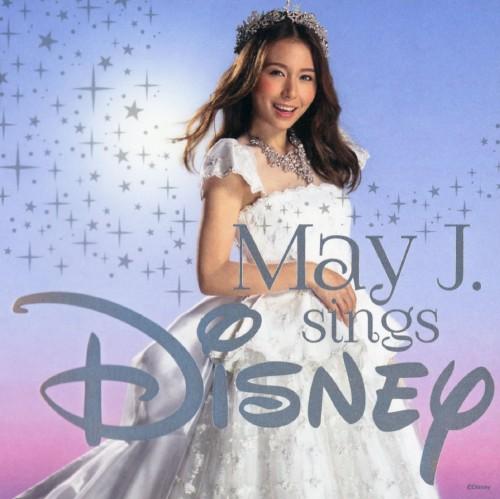 【中古】May J. Sings Disney(2CD+DVD)/May J.