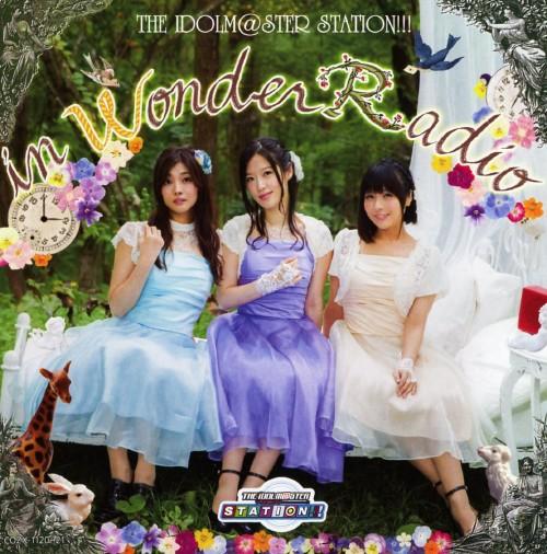【中古】THE IDOLM@STER STATION!!! in WonderRadio(ブルーレイ付)/沼倉愛美(我那覇響)/原由実(四条貴音)/浅倉杏美(萩原雪歩)from THE IDOLM@STER STATION!!!