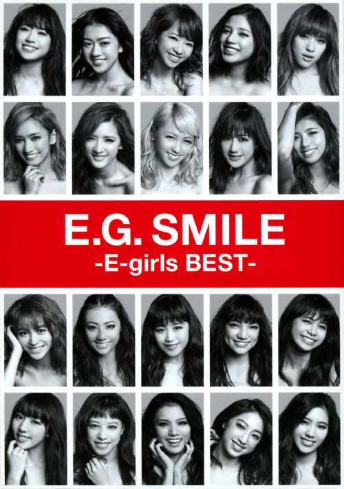 【中古】E.G. SMILE −E−girls BEST−(2CD+3DVD)/E−girls
