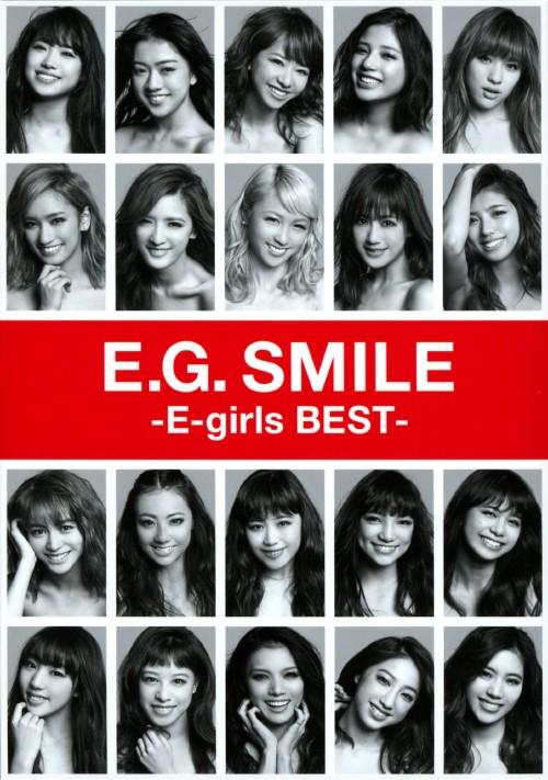 【中古】E.G. SMILE −E−girls BEST−(2CD+3ブルーレイ)/E−girls