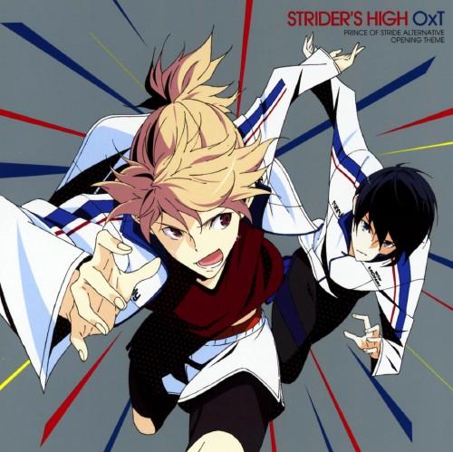 【中古】TVアニメーション「プリンス・オブ・ストライド オルタナティブ」オープニングテーマ「STRIDER'S HIGH」/OxT