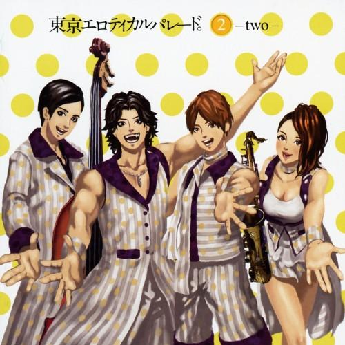 【中古】2 −two−(DVD付)/東京エロティカルパレード。