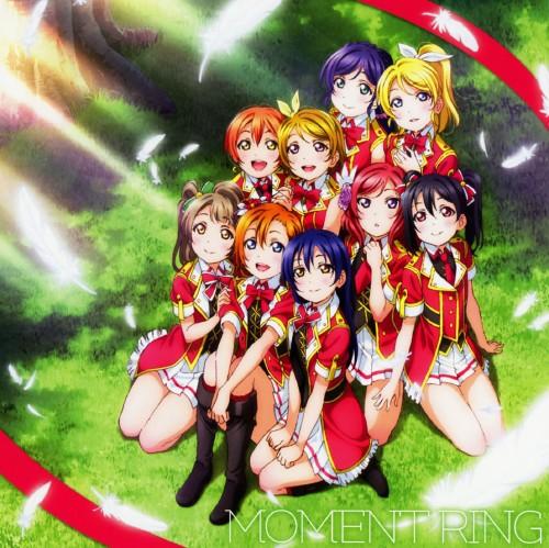【中古】ラブライブ! μ'sファイナルシングル「MOMENT RING」/μ's