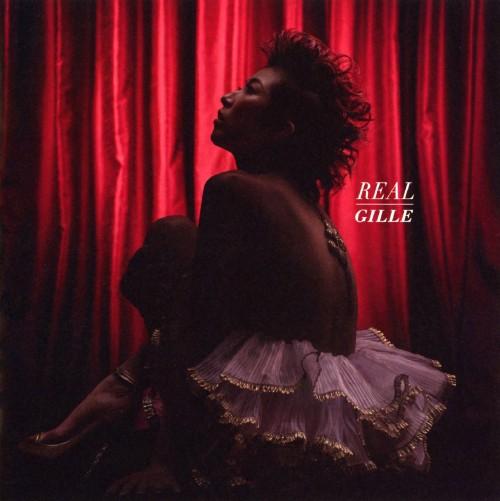 【中古】REAL(初回限定盤)/GILLE