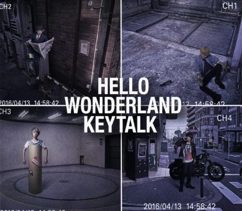 【中古】HELLO WONDERLAND/KEYTALK