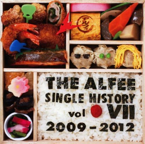 【中古】SINGLE HISTORY VOL.VII 2009−2012(初回限定盤)/アルフィー
