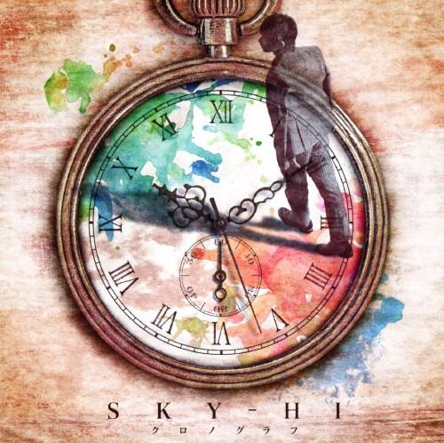 【中古】クロノグラフ/SKY−HI
