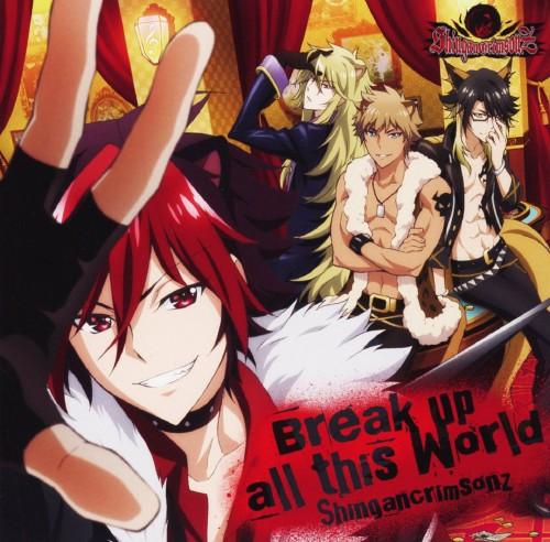 【中古】TVアニメ「SHOW BY ROCK!!」シンガンクリムゾンズ「Break up all this World」/シンガンクリムゾンズ