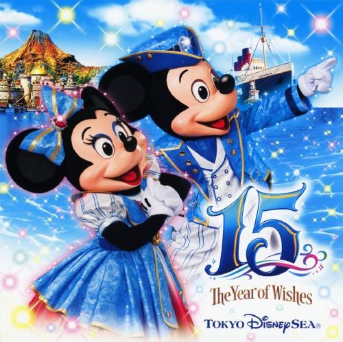 【中古】東京ディズニーシー 15周年 ザ・イヤー・オブ・ウィッシュ ミュージック・アルバム/ディズニーシー