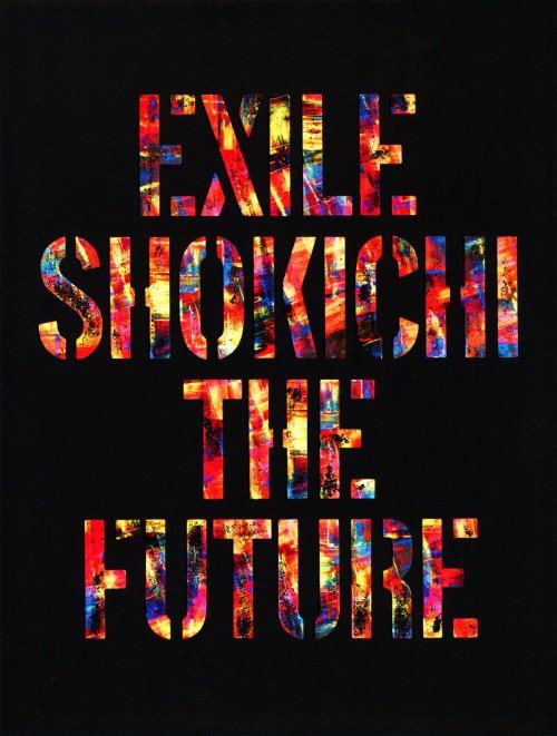 【中古】THE FUTURE(初回生産限定盤)(DVD付)/EXILE SHOKICHI