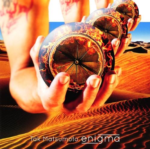 【中古】enigma(初回限定盤)(DVD付)/松本孝弘
