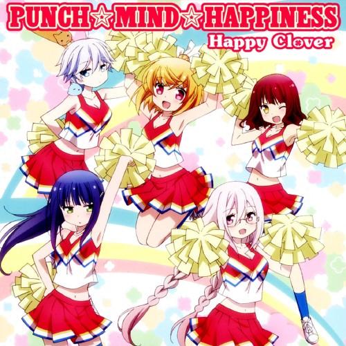 【中古】PUNCH☆MIND☆HAPPINESS/Happy Clover