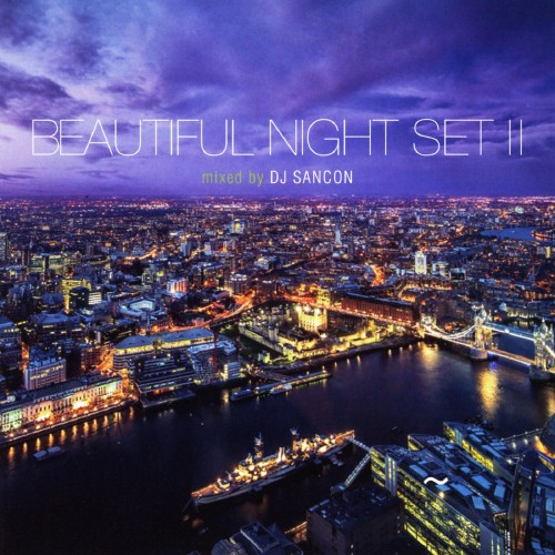 【中古】Beautiful Night Set II mixed by DJ SANCON/DJ SANCON