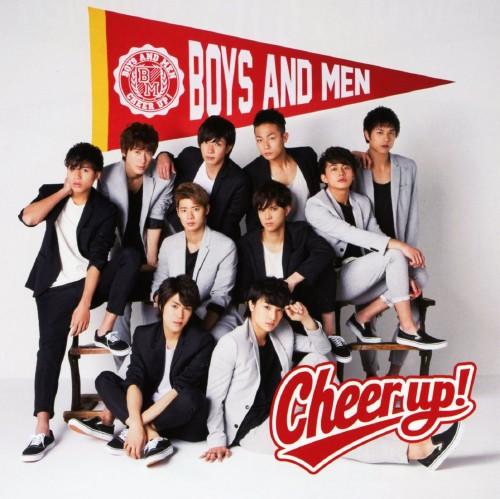 【中古】Cheer up!/BOYS AND MEN