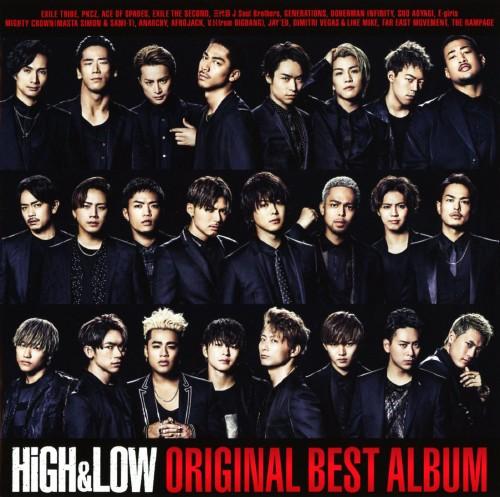 【中古】HiGH & LOW ORIGINAL BEST ALBUM/オムニバス