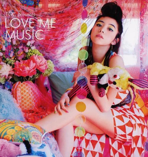 【中古】TGC presents LOVE ME MUSIC/オムニバス