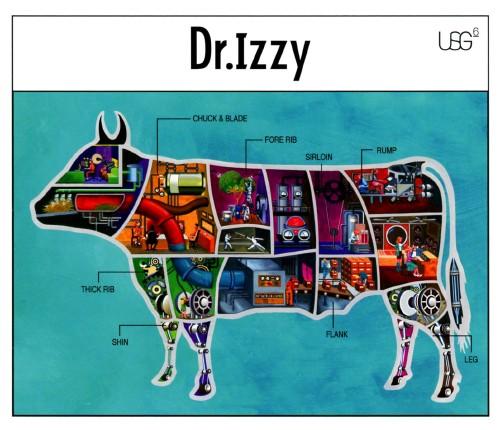 【中古】Dr.Izzy(初回限定盤)/UNISON SQUARE GARDEN