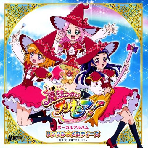 【中古】魔法つかいプリキュア! ボーカルアルバム1 リンクル☆メロディーズ/アニメ・サントラ