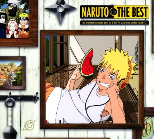 【中古】NARUTO THE BEST(期間限定生産盤)(DVD付)/アニメ・サントラ