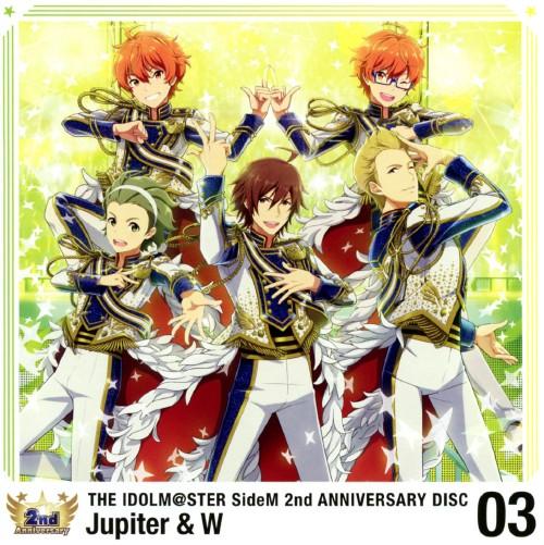 【中古】アイドルマスター SideM THE IDOLM@STER SideM 2nd ANNIVERSARY DISC 03/Jupiter&W