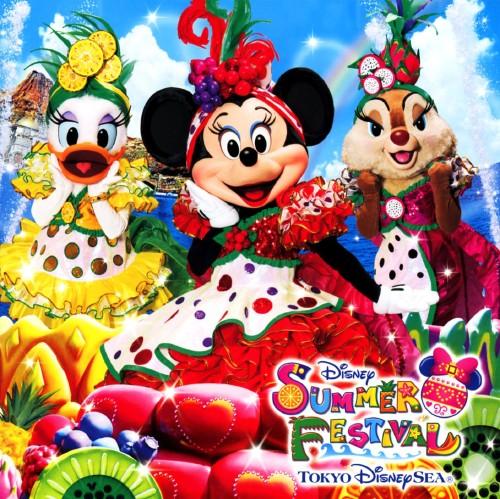 【中古】東京ディズニーシー ディズニー・サマーフェスティバル 2016/ディズニーシー