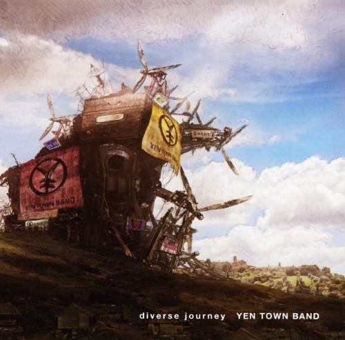 【中古】diverse journey/YEN TOWN BAND