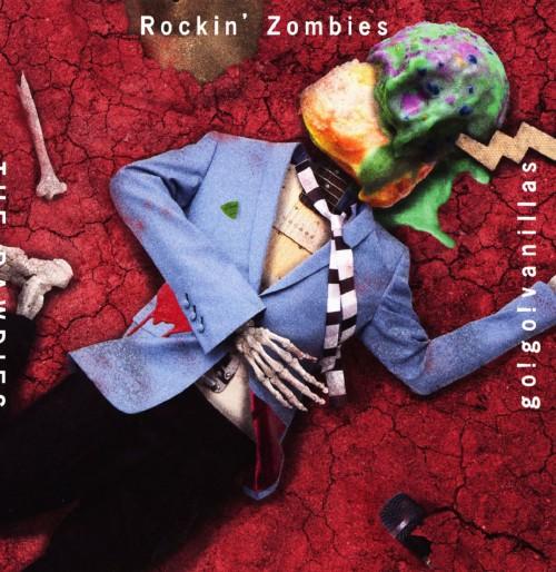 【中古】Rockin'Zombies(期間限定盤)(DVD付)/THE BAWDIESxgo!go!vanillas