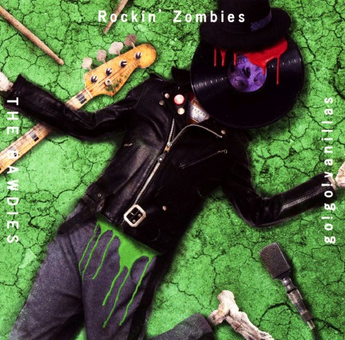 【中古】Rockin'Zombies/THE BAWDIESxgo!go!vanillas
