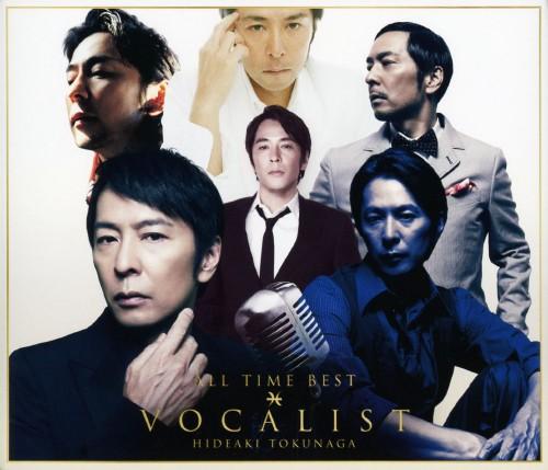 【中古】ALL TIME BEST VOCALIST(初回限定盤)(2CD+DVD)/徳永英明