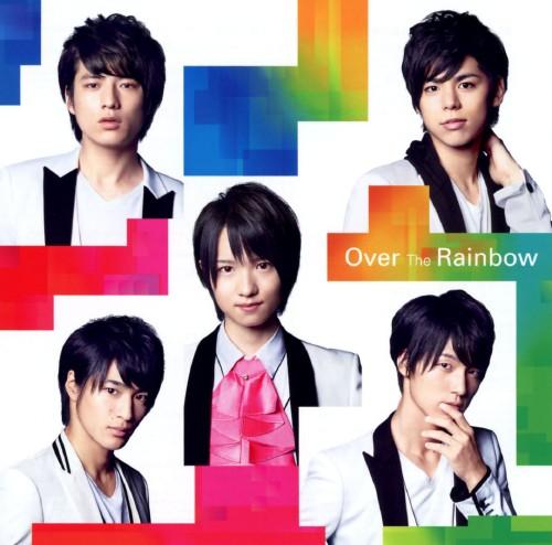 【中古】Over The Rainbow/MAG!C☆PRINCE