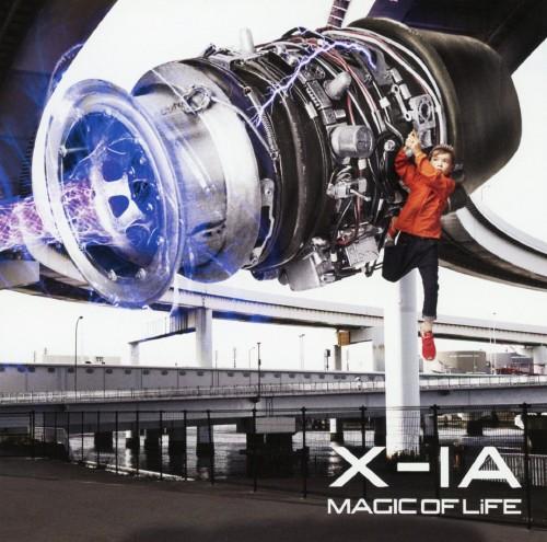 【中古】X−1A(DVD付)/MAGIC OF LiFE